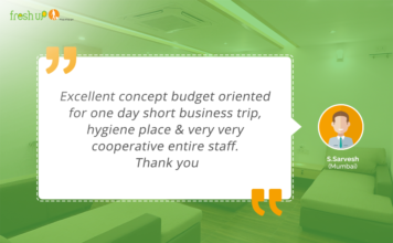 Stay options for short business trip hyderabad